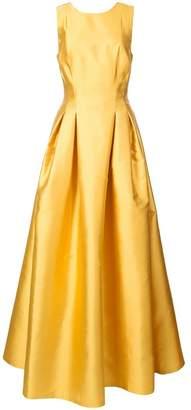 Sachin + Babi Marmara flared gown