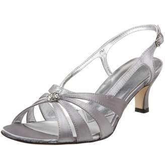 David Tate Women's Rosette Evening Sandal