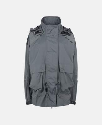 Stella McCartney Black Run Ultralight Jacket, Women's