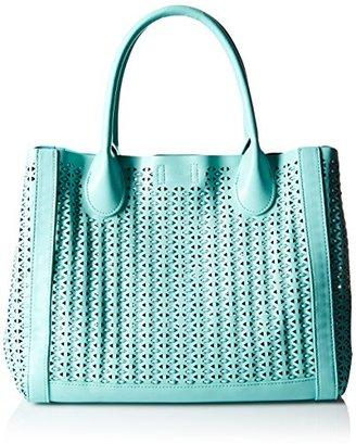 Steve Madden Bweavie Tote Bag $69.99 thestylecure.com