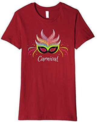 Brazil Carnival Celebration Souvenir T-Shirt
