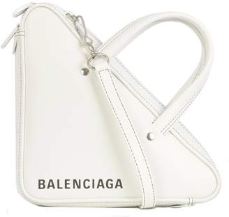 Balenciaga Small Triangle With Black Logo