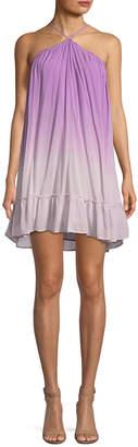 Young Fabulous & Broke Lissa Ruffled Dress