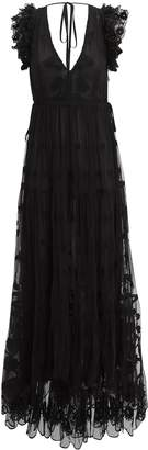 Ulla Johnson Fifi Embroidered Maxi Dress