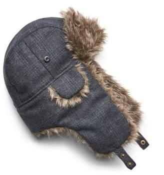 f989b50e586 Men s Urban Pipeline Plaid Trapper Hat