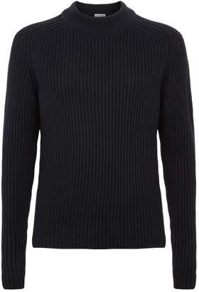 Sandro Ribbed Knit Sweater
