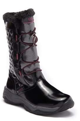 Khombu Suzie Faux Fur Lined Boot (Little Kid & Big Kid)