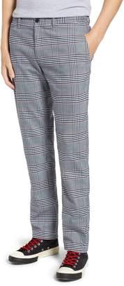 Original Penguin P55 Plaid Slim Fit Pants