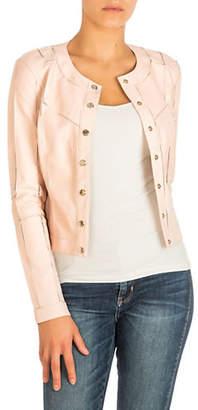 GUESS Long-Sleeve Jack Jacket