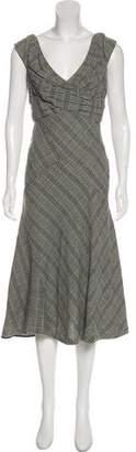 Marc by Marc Jacobs Stripe Midi Dress