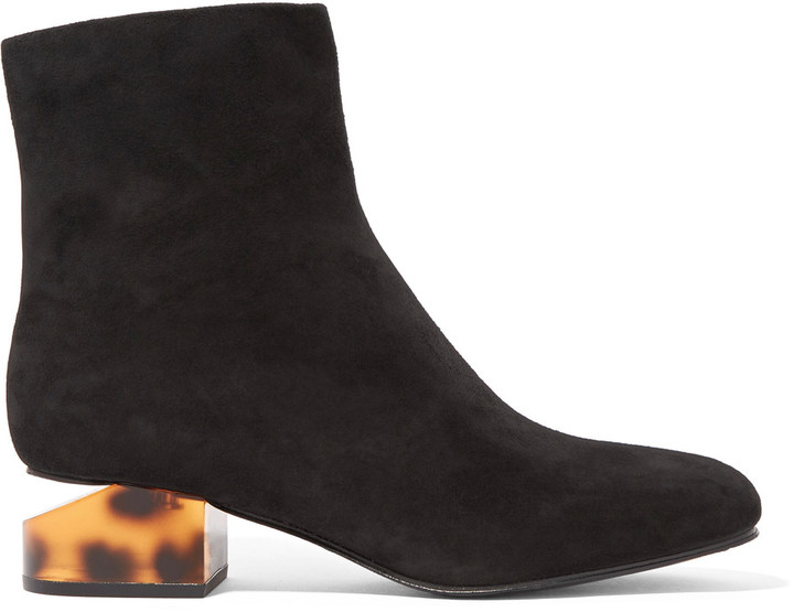 Alexander WangAlexander Wang Kelly suede ankle boots
