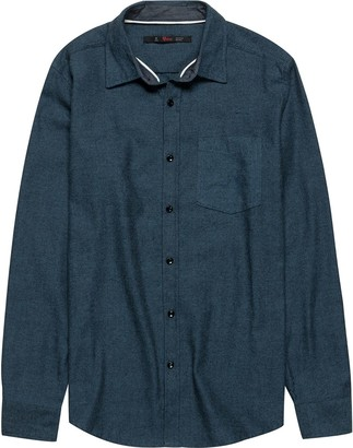 Stoic Beaver Solid Flannel Shirt - Men's