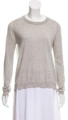 Mason Cashmere-Silk Knit Top