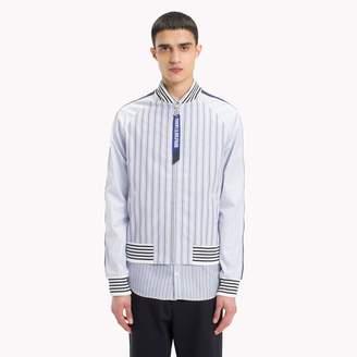 Tommy Hilfiger Bomber Stripes Shirt