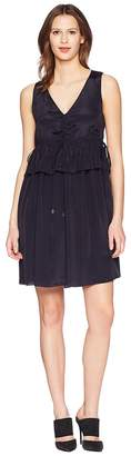 See by Chloe Dress with Ties Women's Dress