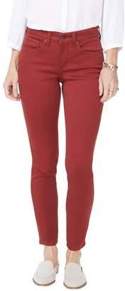 NYDJ Ami Color Skinny Legging Jeans - Spice