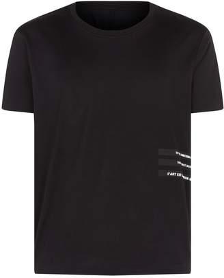 Unravel Slogan T-Shirt