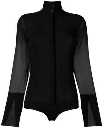 Andrea Ya'aqov high neck bodysuit