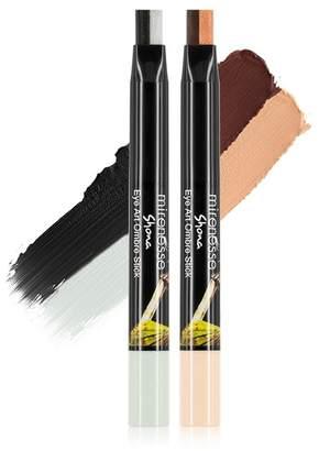Mirenesse Long Wear Eye Shadow Liner Ombre 2-Piece Kit