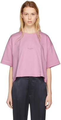 Acne Studios Pink Cylea T-Shirt