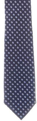 Dal Lago Club Boys' Windsor Birdseye Tie
