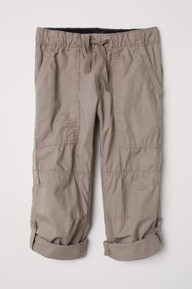 H&M Cargo Pants - Brown
