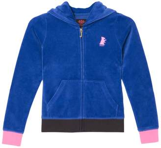 Juicy Couture Velour Robertson Jacket for Girls