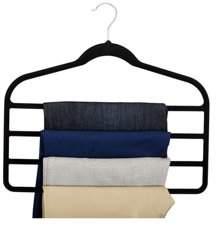 Generic Hanger 4 Bar Suit hanger Pair