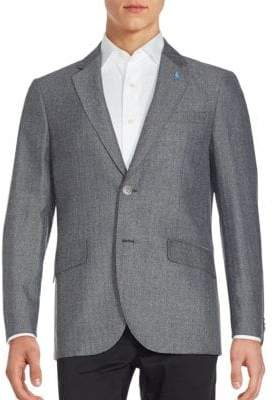Tailorbyrd Rafael Hemmed Sportcoat