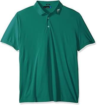 J. Lindeberg Men's Kv Jersey Polo Shirt
