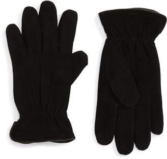 Nordstrom Suede Thermolite(R) Gloves
