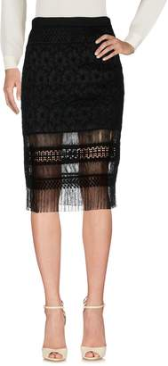 Simona CORSELLINI Knee length skirts - Item 35362974OJ