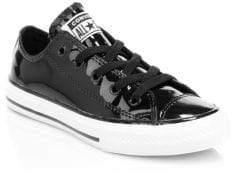 Converse Kid's Chuck Taylor All Star Patent Sneakers