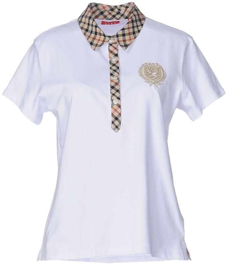 DAKS SPORT Polo shirts