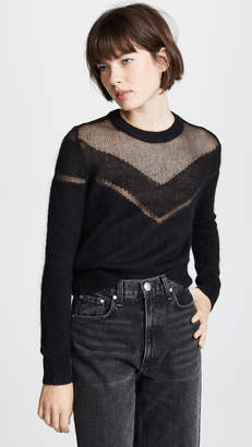 Rag & Bone Blaze Crew Neck Sweater