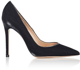 Gianvito Rossi Women's Gianvito Velvet Pumps
