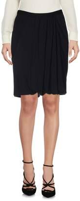 Rick Owens Lilies Knee length skirts