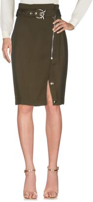 Pinko Knee length skirts - Item 35358304BV