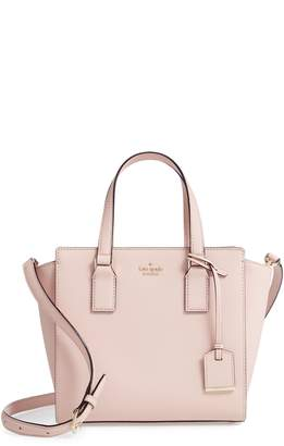 Kate Spade Cameron Street - Small Hayden Leather Satchel