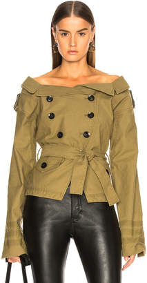 Marissa Webb Noah Washed Twill Jacket