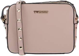 Twin-Set Cross-body bags - Item 45402128WH