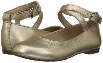Elephantito French Ballet Flat Girl's Shoes