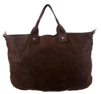 Clare Vivier Leather Satchel