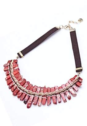 Nakamol CHICAGO Rosalita Howlite Necklace