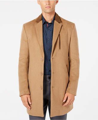 Ryan Seacrest Distinction Men's Long Overcoat