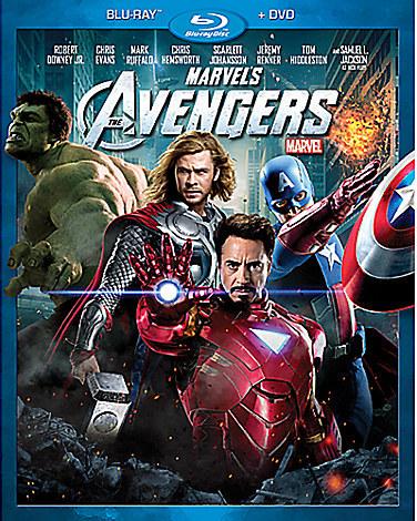 Marvel's The Avengers - 2-Disc Combo Pack