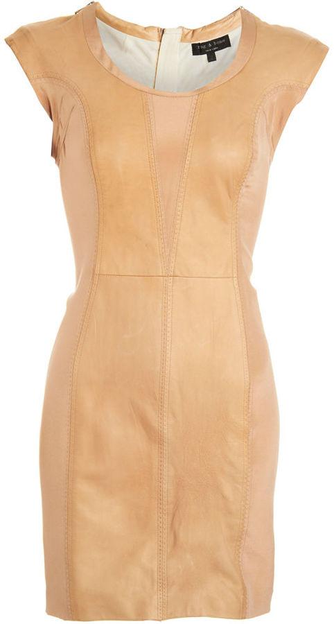Rag & Bone Layla Dress - Nude