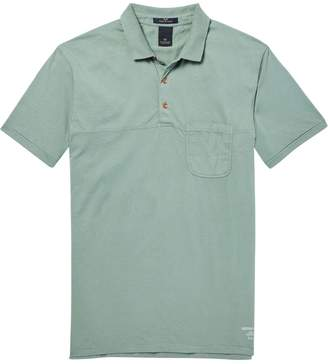 Scotch & Soda Constructed Polo