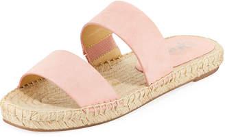 Splendid Franky Platform Suede Sandal