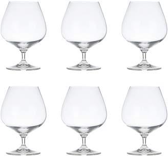 Krosno Vinoteca Brandy Glass, 550ml (Set of 6)